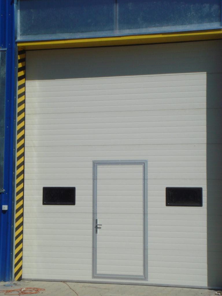 Brama segmentowa ABB003