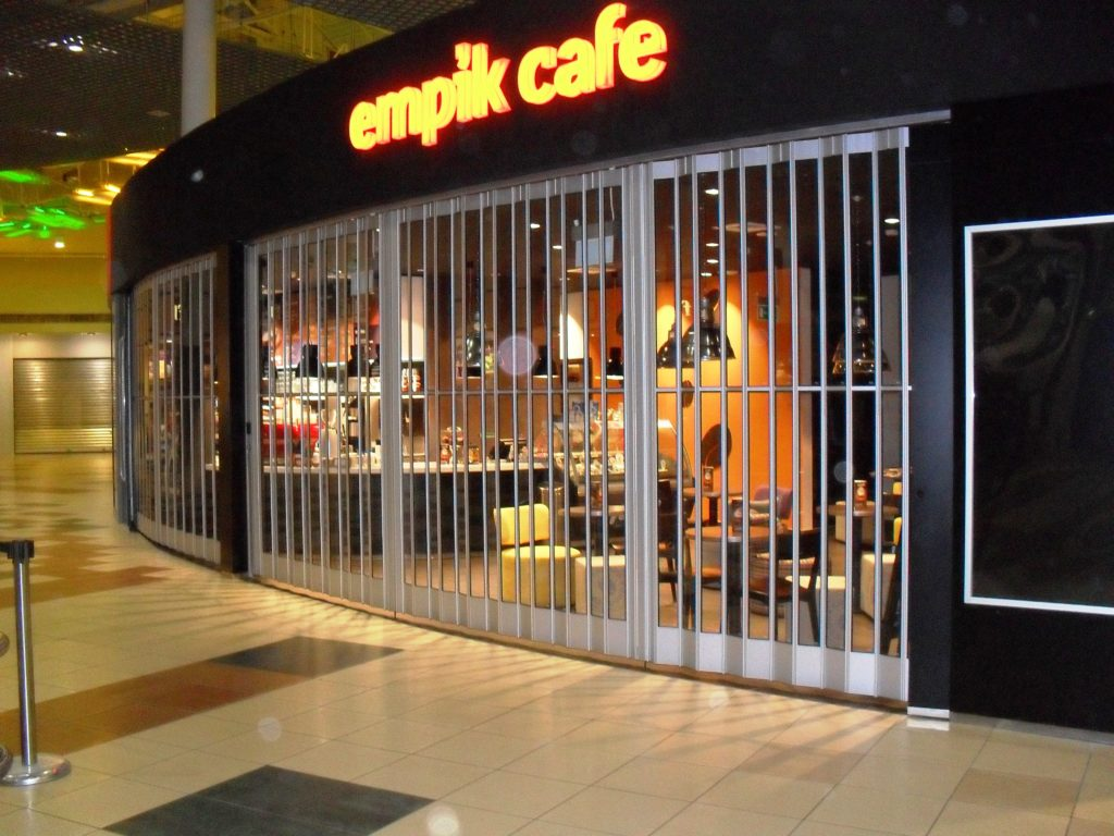 VF GlassVista - Empik Cafe Wrocław