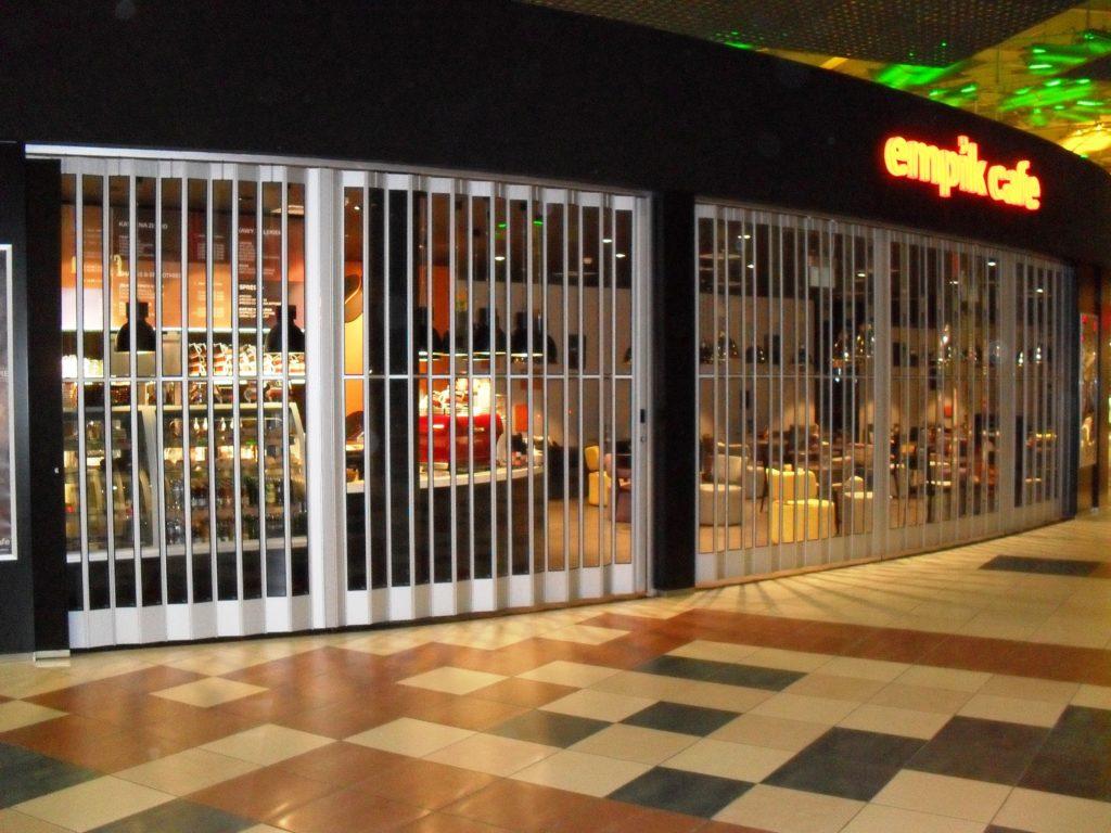 VF glass - Empik Cafe, Wrocław